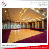 Disco portative de location Dance Floor (DF-45) d'usager moderne d'effet