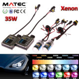 2017 New Brand Super Bright HID Xenon Kit 12V 24V 35W 55W HID H4 H7 LED Xenon