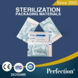 Sacchetto autosigillante di sterilizzazione con il vapore dell'indicatore ed il Eo