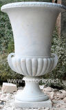 Blanco Granito Flower Pot