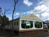Шатер 5X7.5m курорта шатра сафари формы