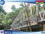 Puente estructural de acero soldado de alta resistencia sobre el río (SB-001)
