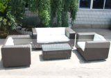 Europe Style Rattan Sofa Set Garden Furniture Outdoor Wicker Set (MTC - 286)