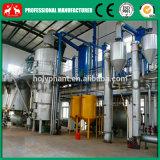 Línea de la producción petrolífera de palma de la capacidad de la fuente 1-10t/H del fabricante de China