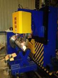 Machine de découpage de plasma de pipe pour l'industrie de structure métallique