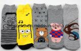 2016 nuovi calzini svegli del cotone del fumetto dei bambini 3D di stili