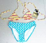 Сладостное Бикини для Girls+Various вводит Swimwear в моду солнечности Bikini+Kids (XMF-b12)