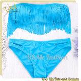 Reizvoll Troddel-Frauen-Badebekleidungs-Badeanzug-neuen Drucken-Bikini hochdrücken