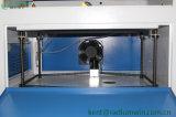 ゴム印レーザーの彫版機械