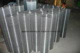 Нержавеющая сталь гальванизировала сваренную сталью ячеистую сеть