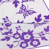 De Overdrukplaatjes van de Stickers van de Muur van het Decor van het Huis van de Badkamers van de Bloem van de vlinder