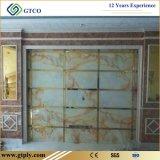 Het waterdichte Decoratieve Interne Bekledingspaneel van de Muur