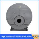 chaudière centrale d'essence diesel de combustion d'incendie de passage favorable à l'environnement du tube 3