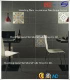 azulejo de suelo gris claro de cerámica de la absorción 1-3% del material de construcción 600X600 (G60705) con ISO9001 y ISO14000