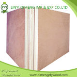 1220X2440X1.6-18mm Poplar ou Hardwood Core One or Two Hot Press Grade Commercial Plywood pour Furniture et Packing et Construction