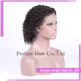 Peluca verdadera del pelo humano del grado de la tapa del precio al por mayor