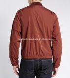 Оптовая продажа куртки бомбардировщика людей вскользь Windproof