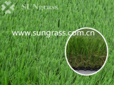 hoge 50mm - dichtheid het Modelleren het Kunstmatige Gras van de Tuin (sunq-AL00078)