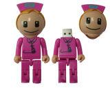 Pilote USB de gens d'entraînement de stylo usb de docteur Nurse Custom