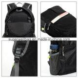 Sacs de hausse pliables légers de sacs à dos de sports de sac à dos de course