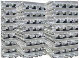 Lingot en aluminium, profil en aluminium de usinage de fini de lingot d'aluminium de 100%