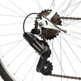 "26 "" 6 Drehzahl Hallo-Ten Steel Mountain Bike für Women (YK-MTB-016)"