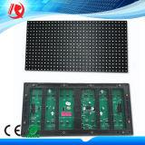 Visualización de LED al aire libre a todo color del módulo 10m m P10 SMD de SMD P10 LED