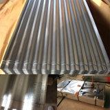 Плитка толя алюминиевого Galvalume цинка рифлёная стальная