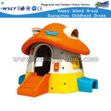 Reizendes Tree House Plastic Slide für Kids Play (M11-09502)