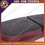 Utilisation automatique des garnitures de frein de qualité 04465-35290 pour Toyota