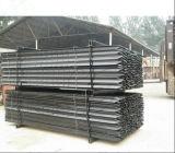 1500mm-1800mm 호주 까만 가연 광물에 의하여 입히는 Y 담 포스트 또는 별 말뚝