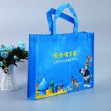 Хозяйственная сумка полиэфира поставщика Alibaba Китая складная
