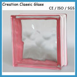 190 Ladrillo de Cristal del Bloquear-Vidrio de *190*80mm/190*190 *95mm