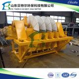 Фильтр вакуума обрабатывая машины Tailings металла керамический, керамический фильтр для обработки Slurry воды угля