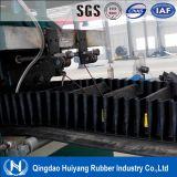Correa de transmisión de nylon de la grapa del flanco de la tela de Polyester/Ep