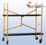 4 Ft Steel Mini Foldable Scaffold Set (SM - SS10)