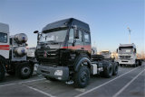 Beiben 트럭 380HP 6X4 트랙터 헤드 트럭