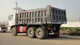 Promotion 4 Units Sinotruk Stock Truck HOWO Mine King Series Tipper Truck (ZZ5707V3842CJ)を離れて20%