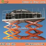 De hydraulische WoonLiften van de Auto met de Certificatie van Ce