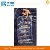 Hangtags причудливый джинсыов конструктора тавра бумажные