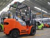 Chariot élévateur diesel rugueux de la Chine 1.8t d'engine du terrain 2WD Isuzu