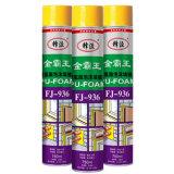 Spacco di buona qualità che riempie fabbricazione del cinese dello spruzzo della gomma piuma di 750ml Polylurethane