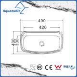 Único dissipador econômico de Moduled do aço inoxidável da bacia (ACS-4946)