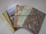 Ligne de marbre de production de matériaux de décoration intérieure de PVC de qualité