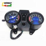 Instrumento de la motocicleta Ww-7241, velocímetro de la motocicleta,