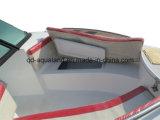 De Boot van de Motor van de Snelheid Boat/Bowrider/Walkaround van de Glasvezel van Aqualand 17feet (170)