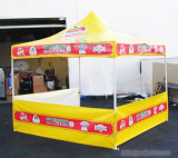 Sauter vers le haut le bâti et le chapiteau se pliants en aluminium promotionnels de tente à vendre
