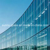 6mm 8mm 10mm 12mm Clear Tempered Glass / Toughen Glass
