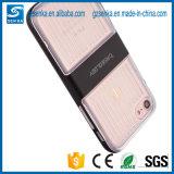 Caseology Samsung 은하 On5 2016년을%s 투명한 플라스틱 전화 상자