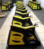 Bici di filatura di vendita della Cina di forma fisica di esercitazione dell'interno calda del randello